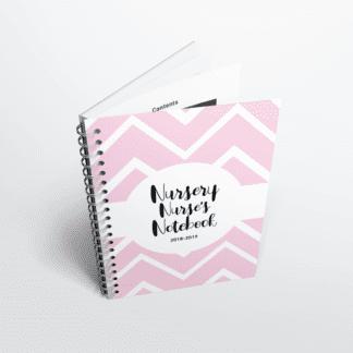 Nursery Nurse's notebook