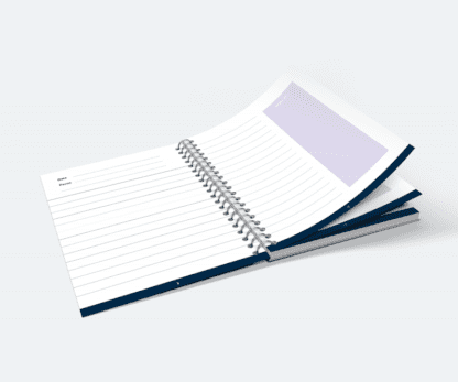 Teaching Assistant's notebook Inner Preview