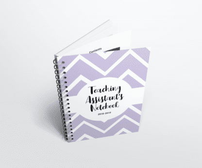 Teaching Assistant's notebook