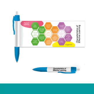Characteristics of Effective Learning Banner Pen