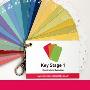 Key Stage 1 Keyfob